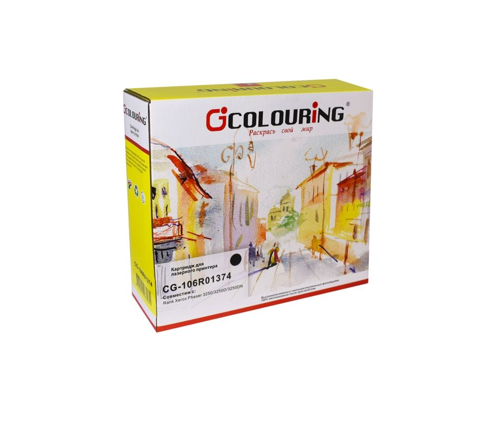 Картридж Colouring CG-106R01374 для принтеров Xerox